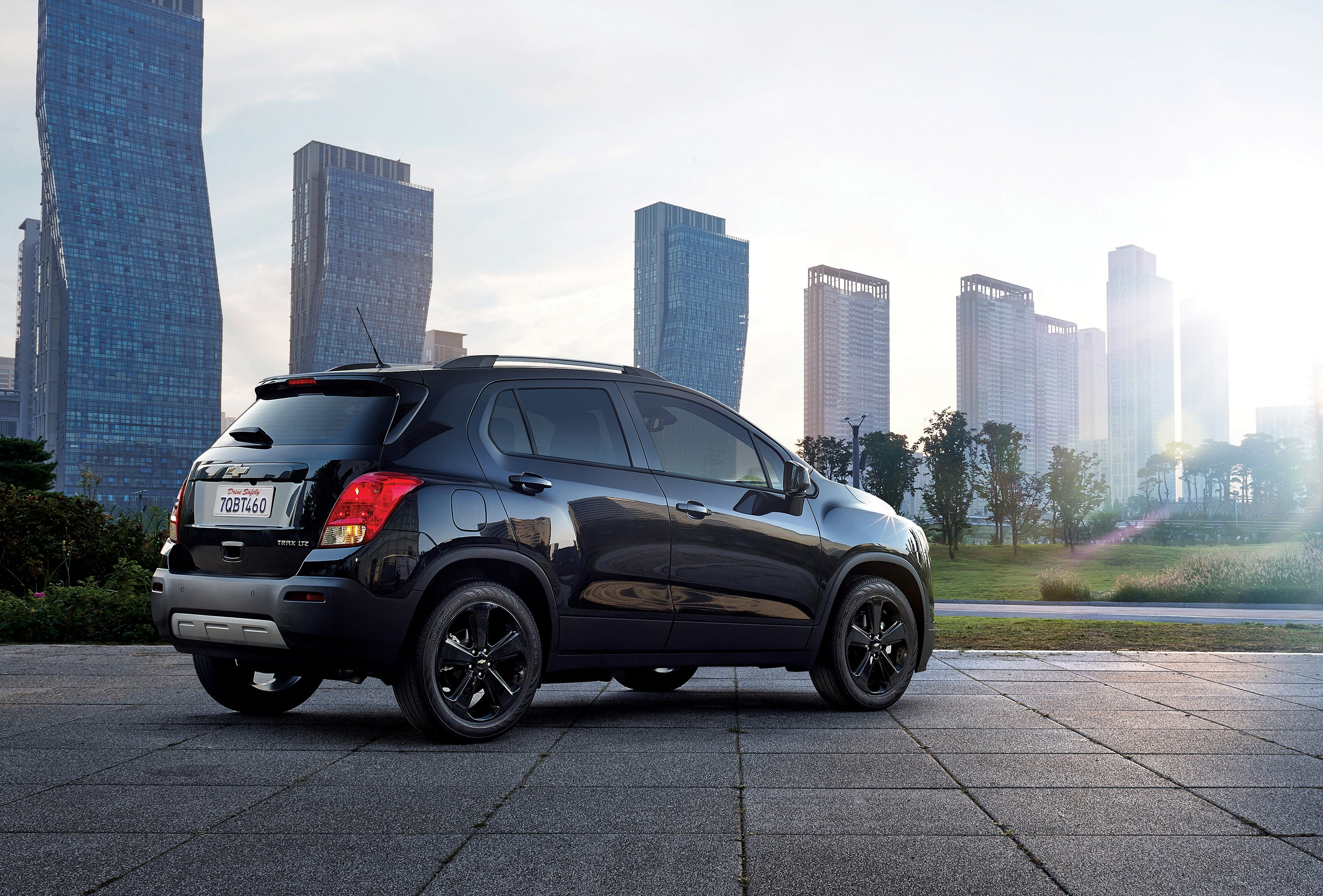 Chevrolet to Offer Midnight Edition Trax