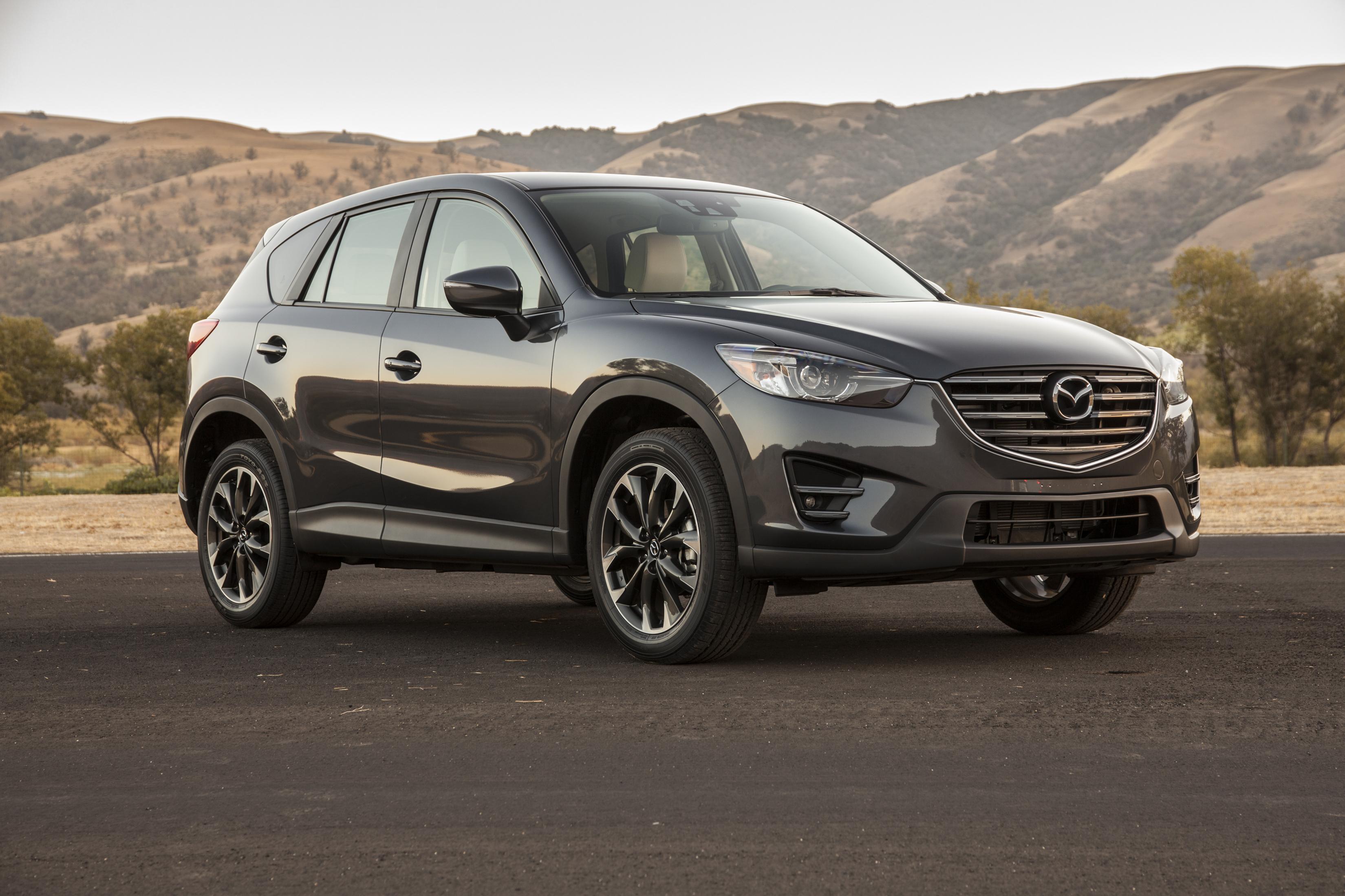 Mazda Recalls CX-5 SUVs for Fire Risk