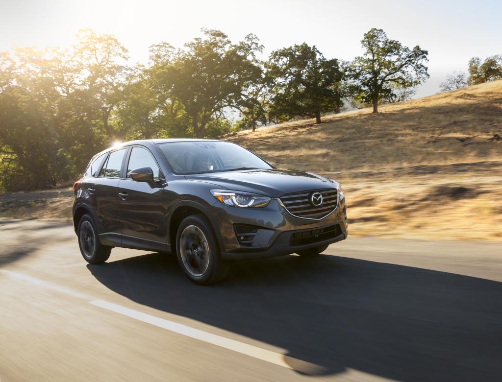 Mazda Recalls 4 Models for Steering Control