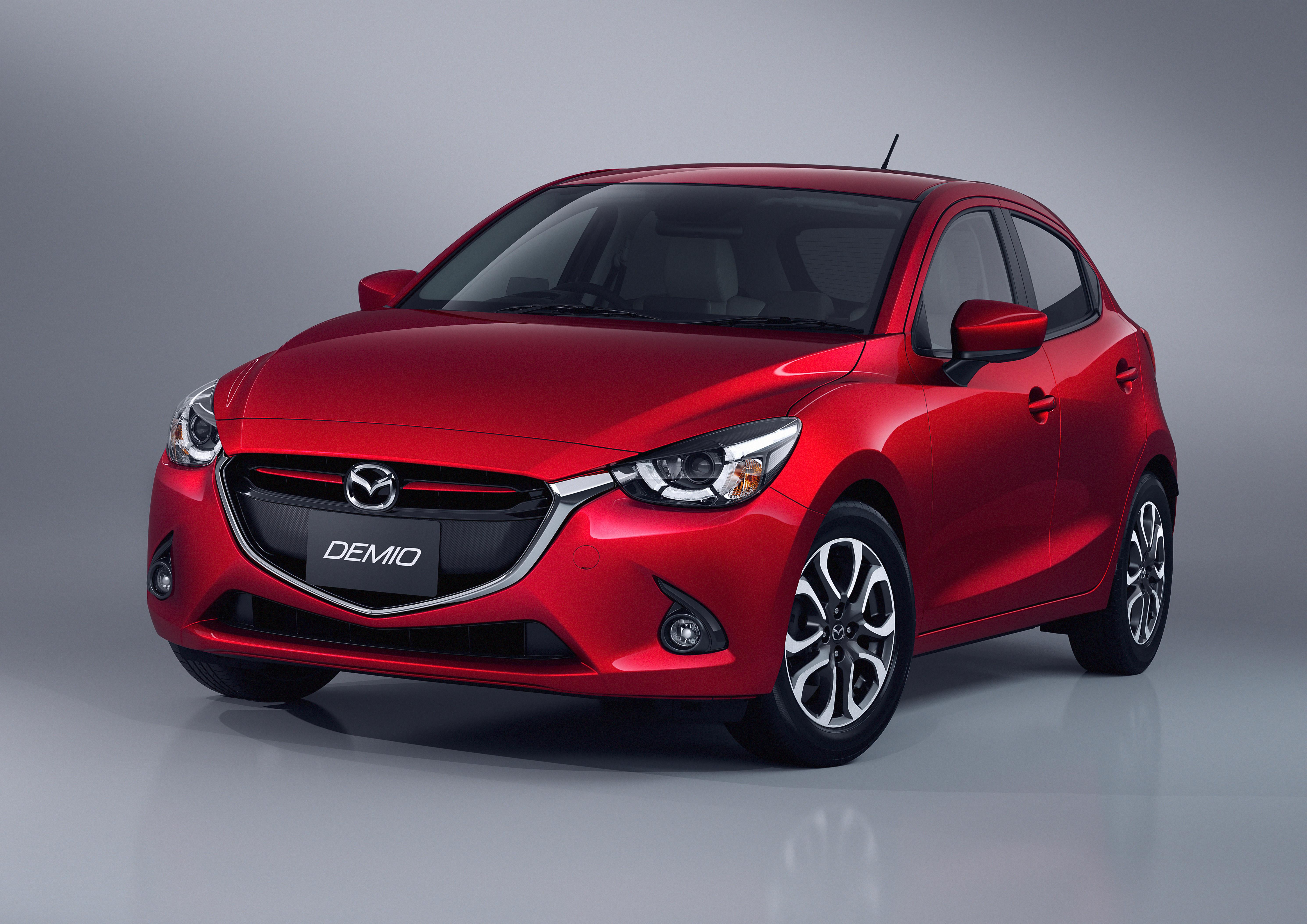 2016 Mazda2 Unveiled Globally