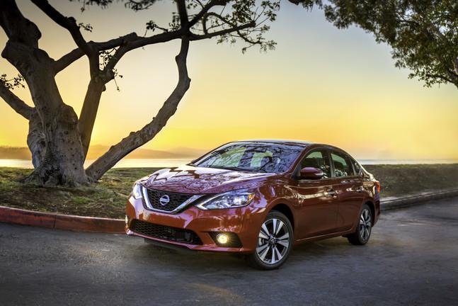Nissan Recalls Sentra for Potential Air Bag Malfunction