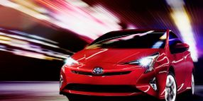 Toyota Recalls Prius, Lexus RX and NX for Air Bags