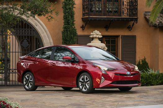 Toyota Recalls Prius for Parking Brake
