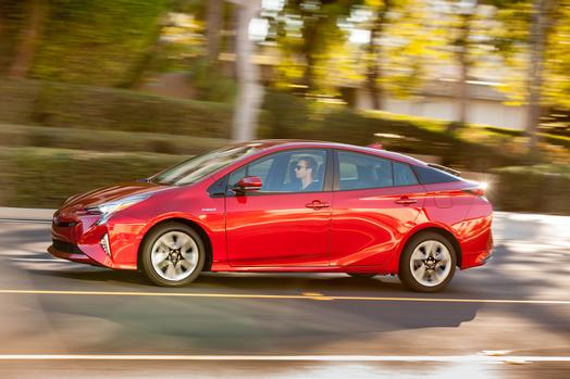 Toyota Recalls Prius for Air Bags