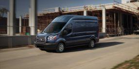 Ford Recalls Transit Vans for Driveshaft Issue