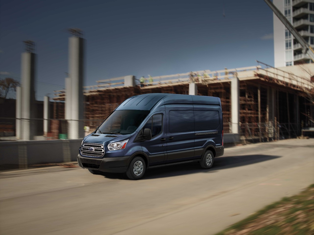 Ford Recalls Transit Vans for Driveshaft Issue