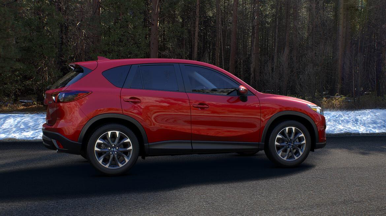 Mazda Recalls Four Models for Rear Hatch