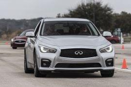 Nissan Recalls Infiniti Q50 Sedans for Steering