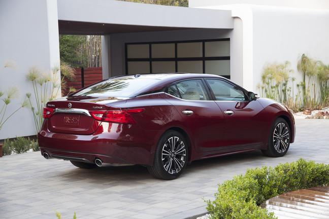 Nissan Recalls Murano, Maxima for Brakes