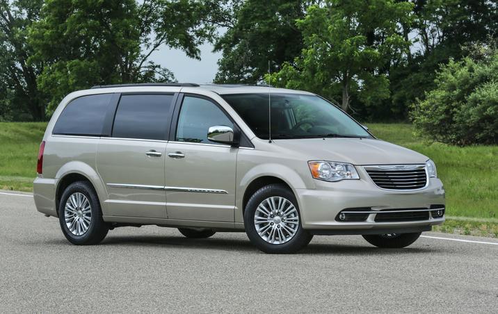 Chrysler, Dodge Minivans Recalled for Transmission