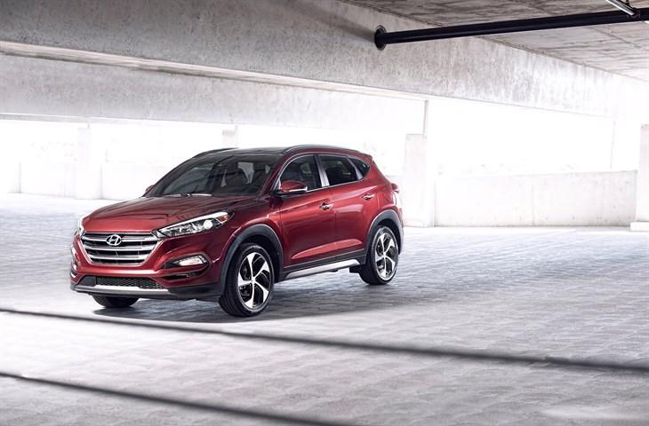 Hyundai Recalls Tucson for Transmission Control