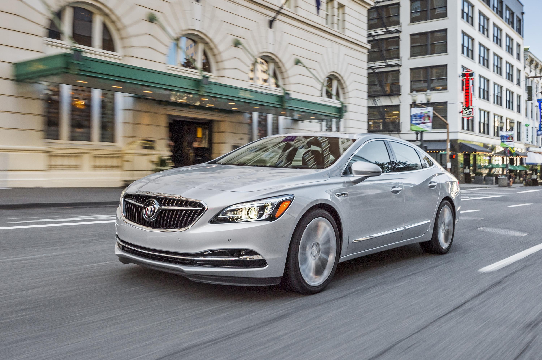 Buick LaCrosse Recalled for Power Steering