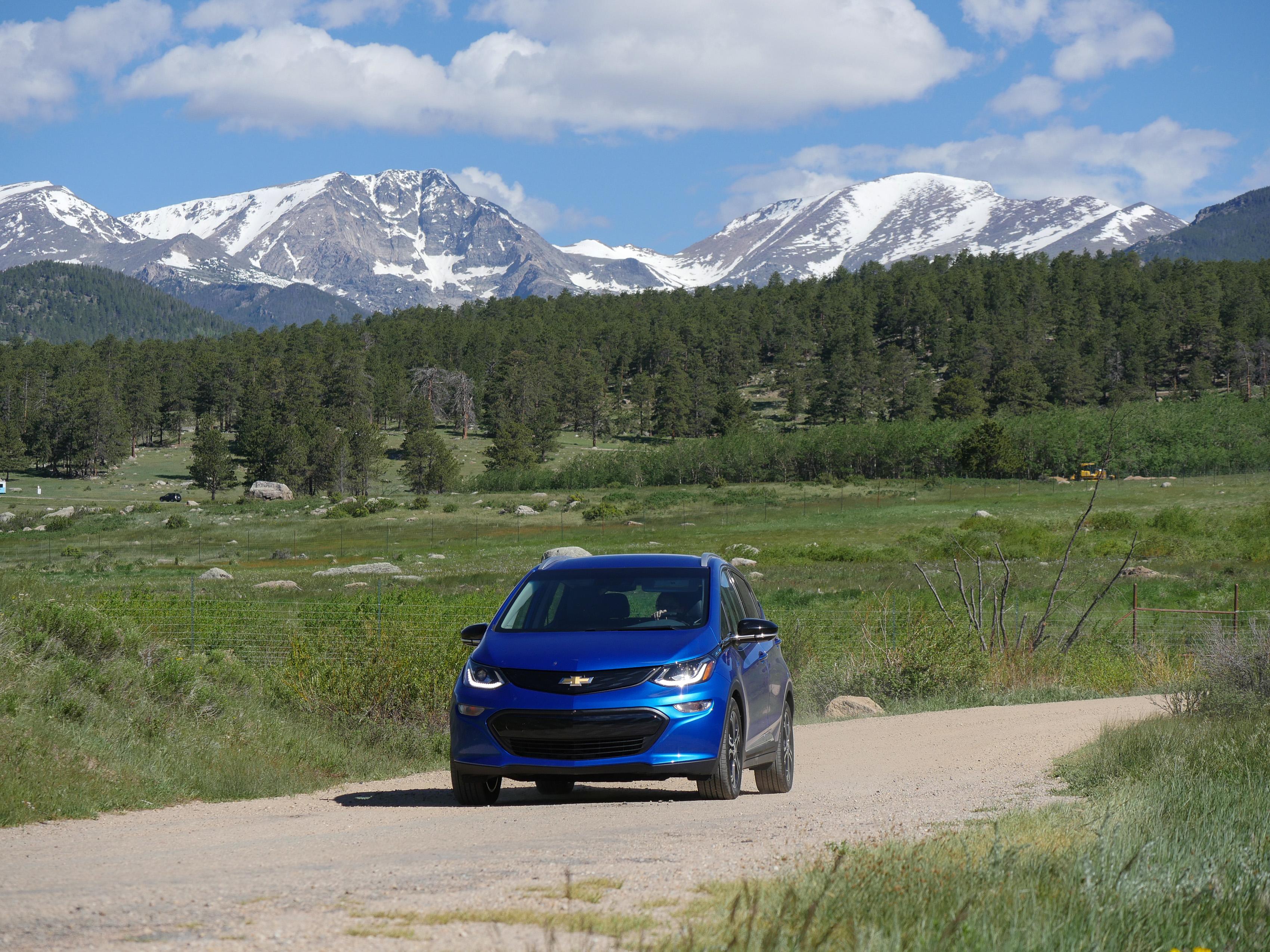 Chevrolet Expands Bolt EV Nationwide