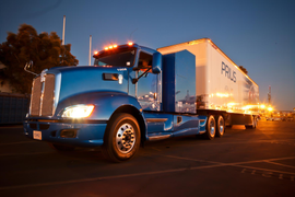 Toyota to Build Hydrogen Fueling Infrastructure at Calif. Port