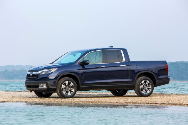 Bolt, Pacifica, Ridgeline Earn Vehicle of the Year Awards