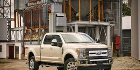 Ford Unveils New Super Duty With Aluminum Body