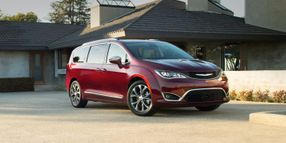 Chrysler Pacifica Showed Fastest Van Order-to-Delivery for 2017