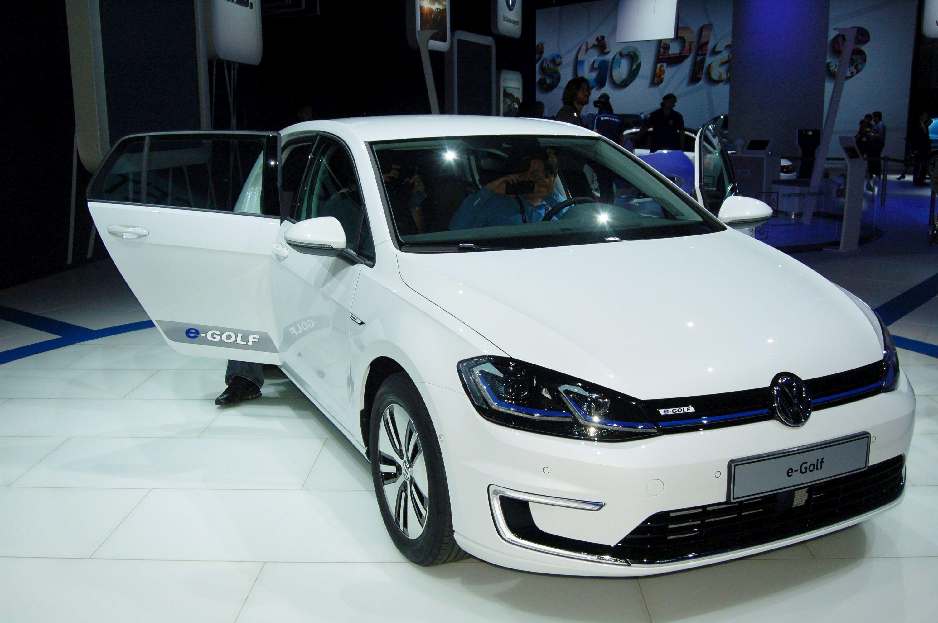 VW e-Golf Boosts Range to 124 Miles