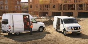 Nissan Expands Full-Size Van Production