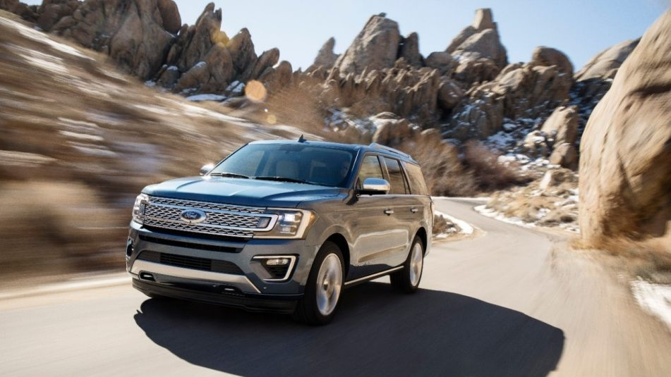 Ford Recalls Expedition, Lincoln Navigator SUVs for Windows