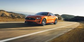 Ford Mustangs Recalled for Instrument Clusters