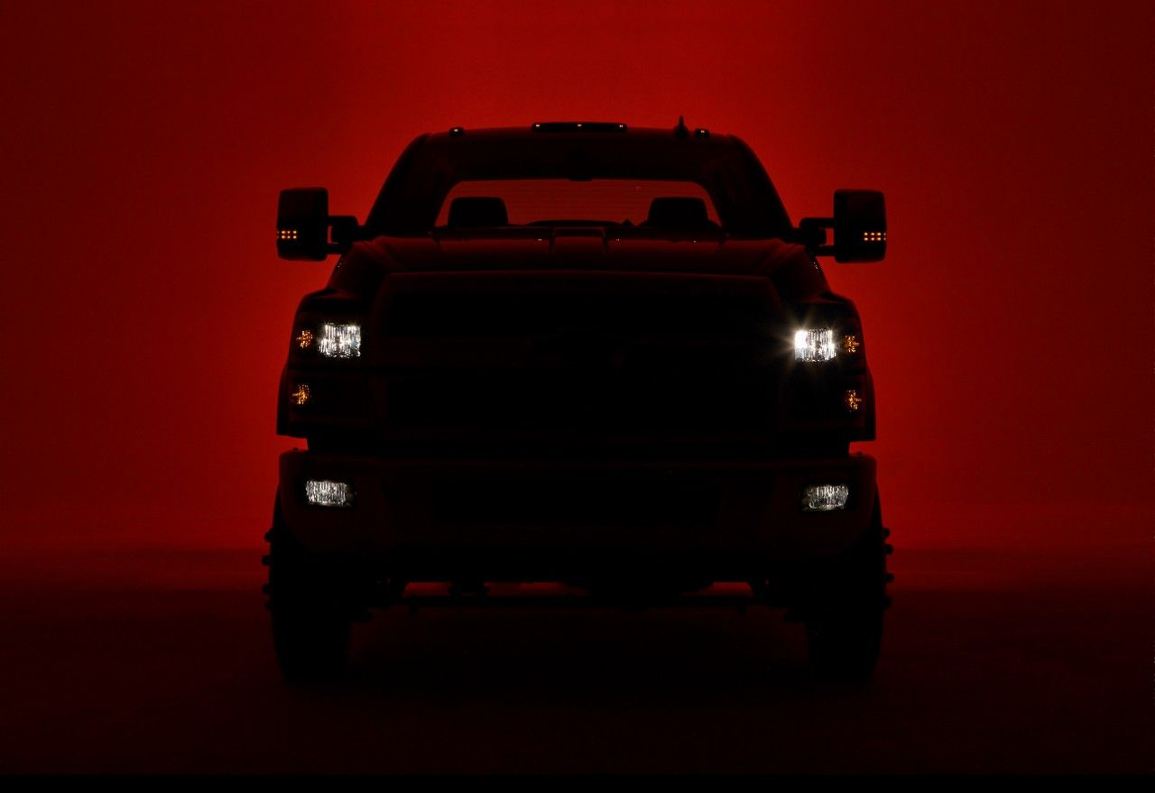Chevrolet to Unveil Class 4/5 Silverado