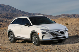 Hyundai's New Fuel-Cell EV Named Top Tech by CES