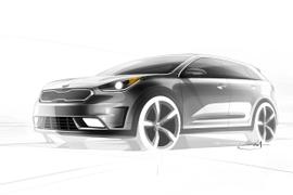 Kia's Hybrid SUV Kicking off Slate of Green Models