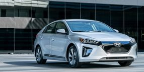Hyundai Launches Electric Carsharing in South Korea