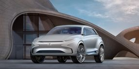Hyundai Shows Next-Gen Fuel Cell Concept