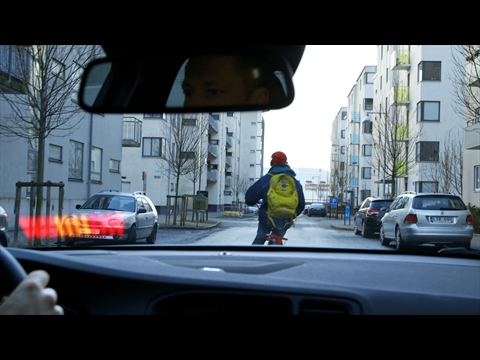 Volvo Unveils Cyclist Detection Safety Feature with Auto Brake