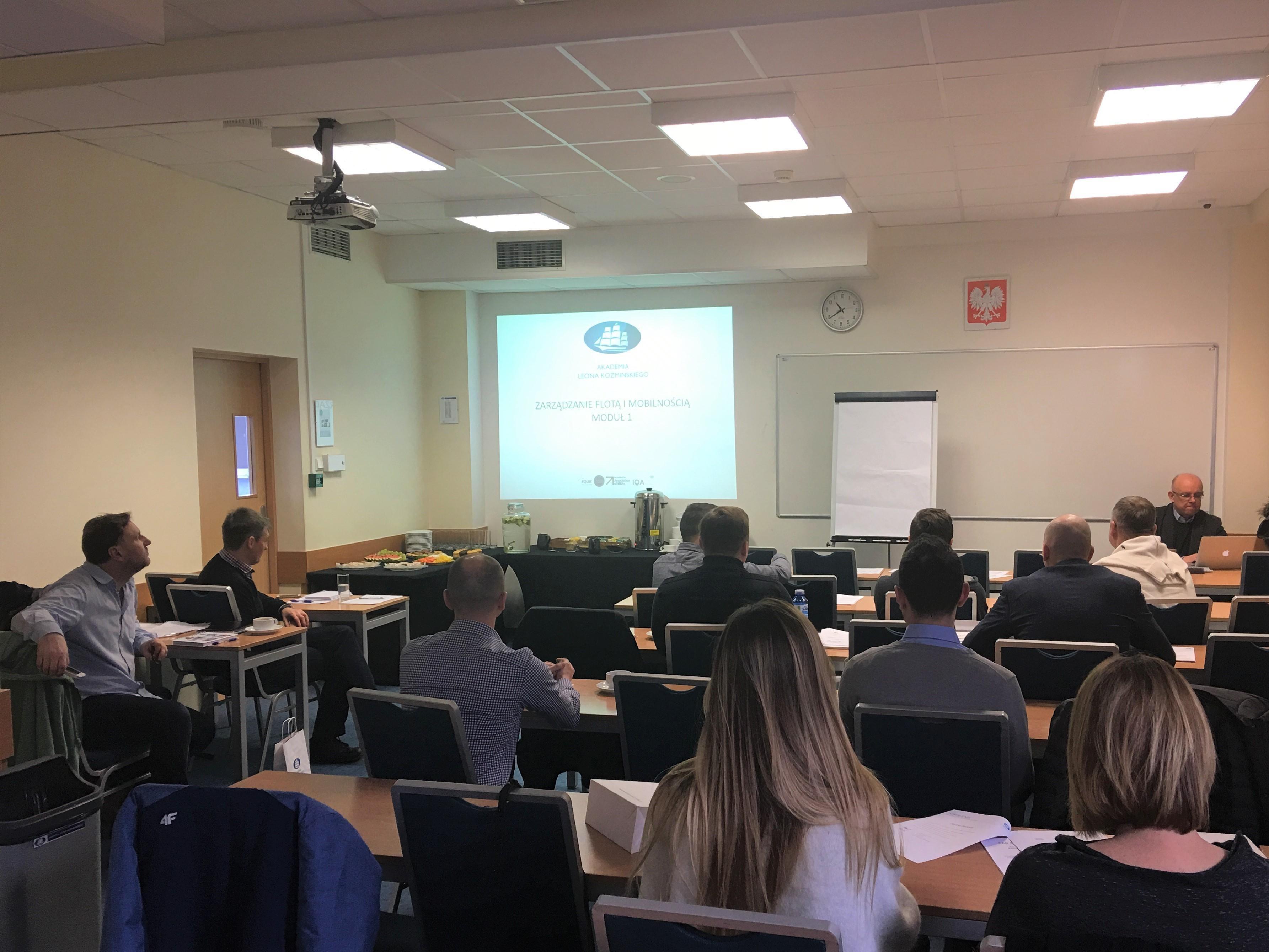 Fleet Training Program Offered in Poland