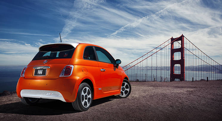 Fiat 500e Cars Recalled to Update Software