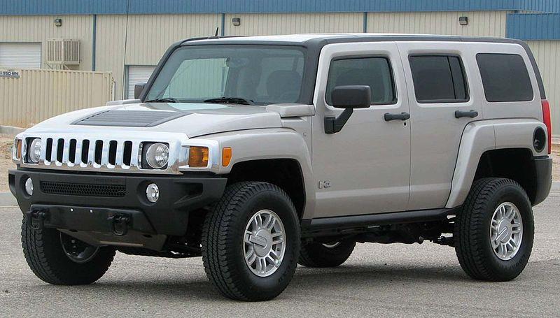 GM Recalls Hummer H3, H3T for Fire Risk
