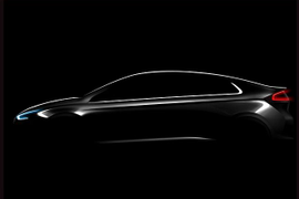 Hyundai's IONIQ to Come as EV, PHEV, Hybrid