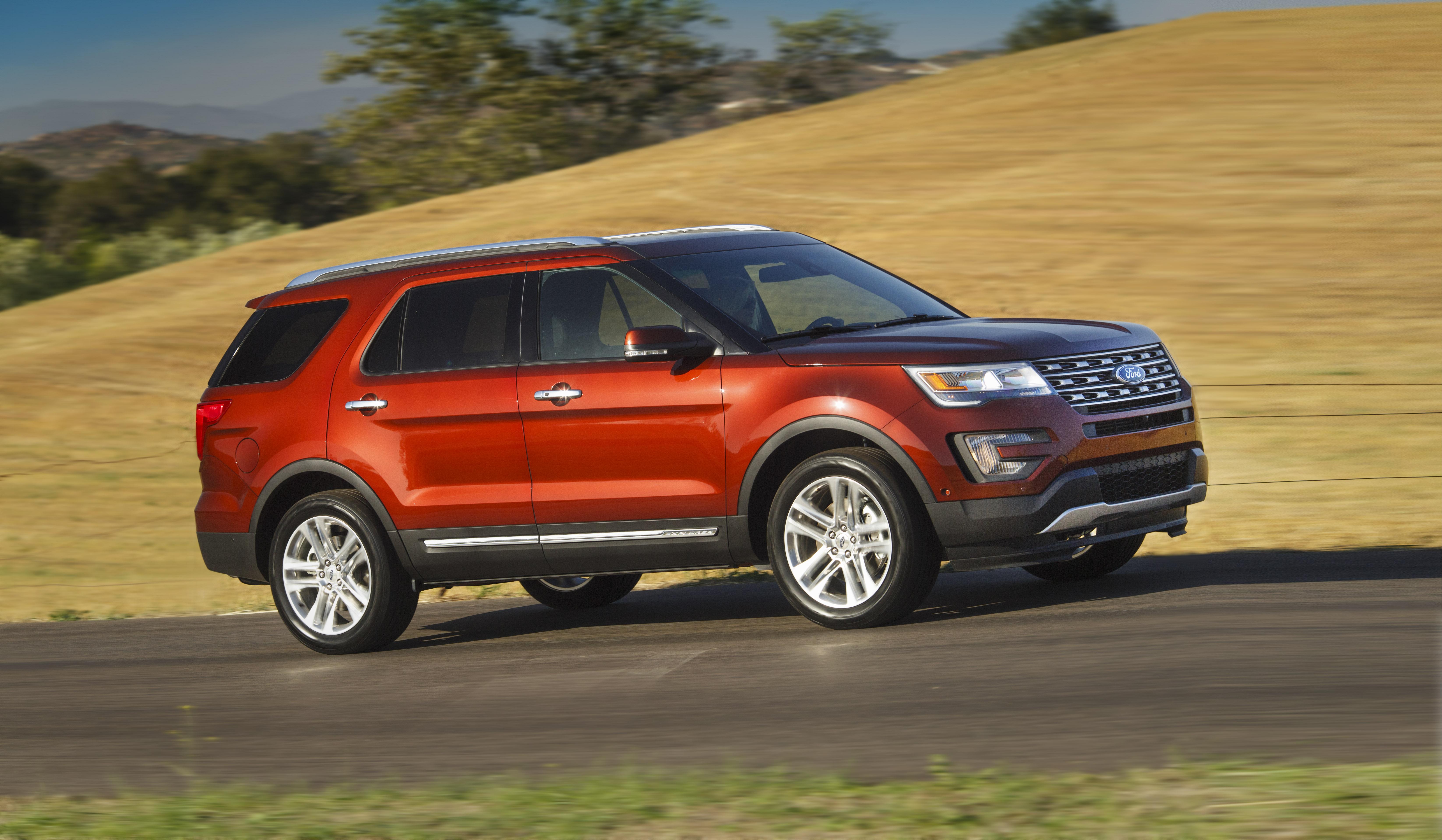 Ford Recalls Five Models for Parking Brakes