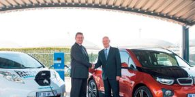 Nissan, BMW Expand EV Charging in South Africa