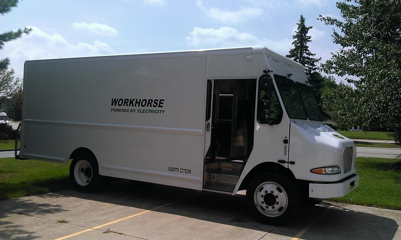 Logistics Fleet Adds AMP Electric Vans in Texas