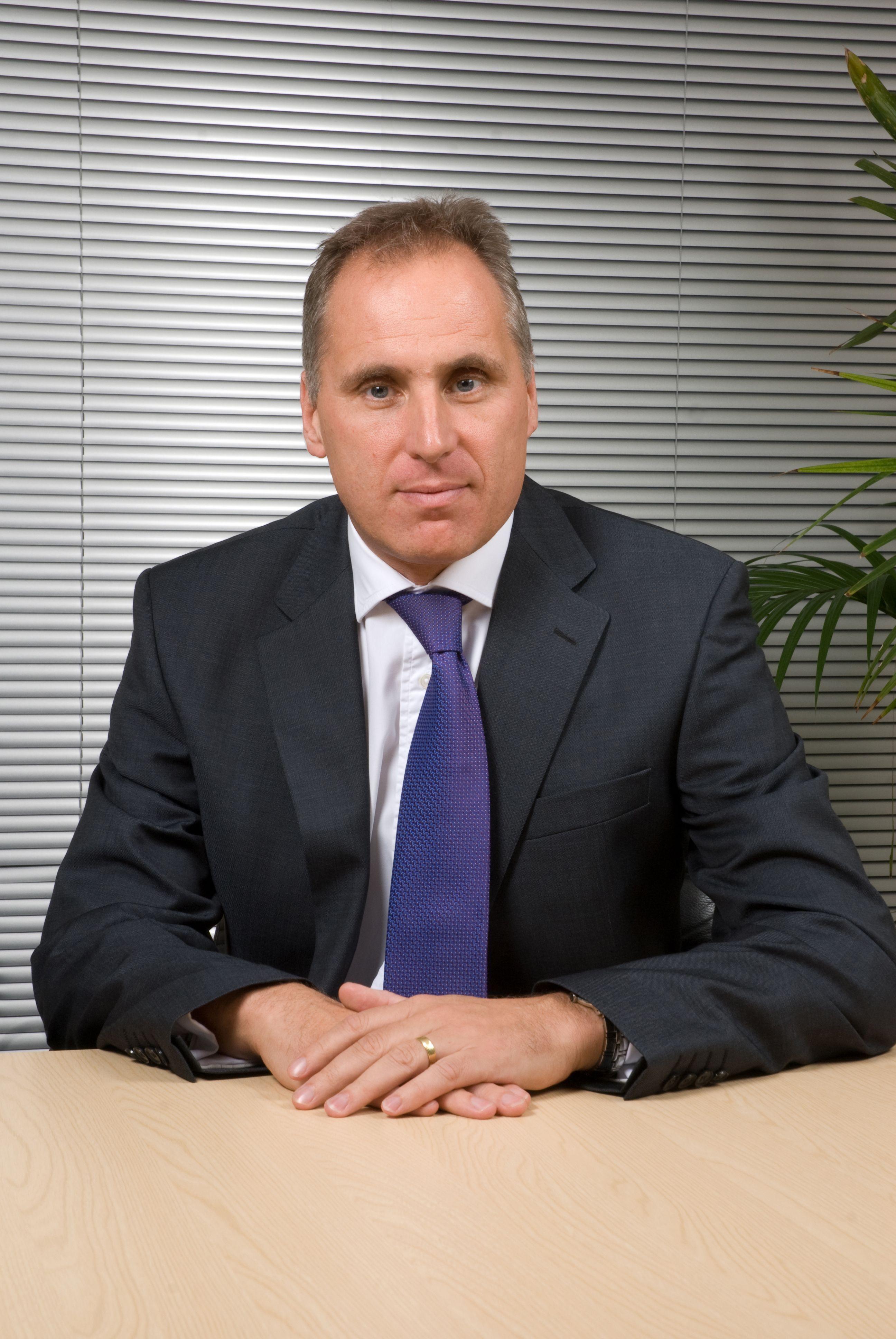 Allen Joins ARI Fleet UK as Managing Director