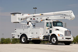 Altec Recalls Aerial Devices for Boom Movement