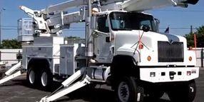 Altec Recalling 168 AH-Series Bucket Trucks