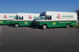 AmeriPride Adds Hybrid Ford Super Duty Trucks