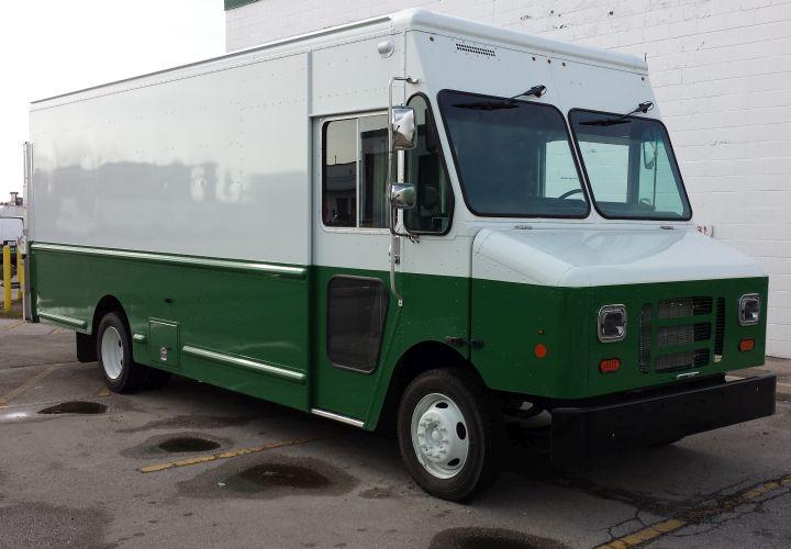 Linen Delivery Fleet Adds Hydraulic Hybrid Truck