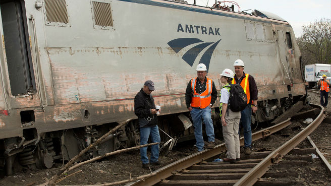 Highway Bill Patch Could Derail Over Train Safety Measure