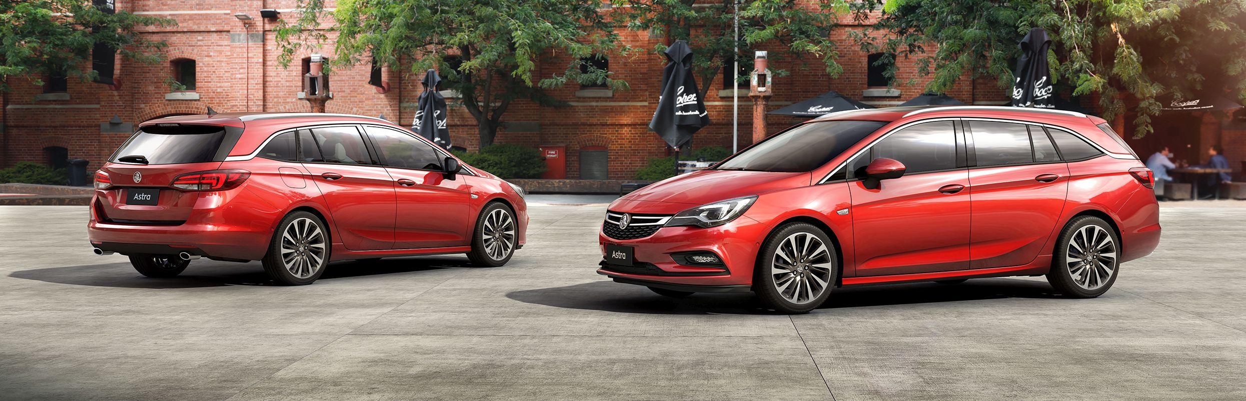 Holden's Astra Sportwagon Heading to Australia