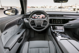 Audi's 2019 A8 Arriving in Late 2019