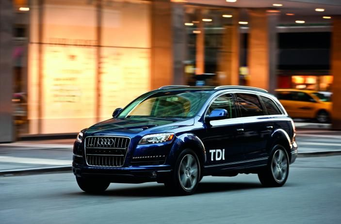 Audi A7 and Q7 Win 2012 Active Lifestyle Vehicle of the Year Awards