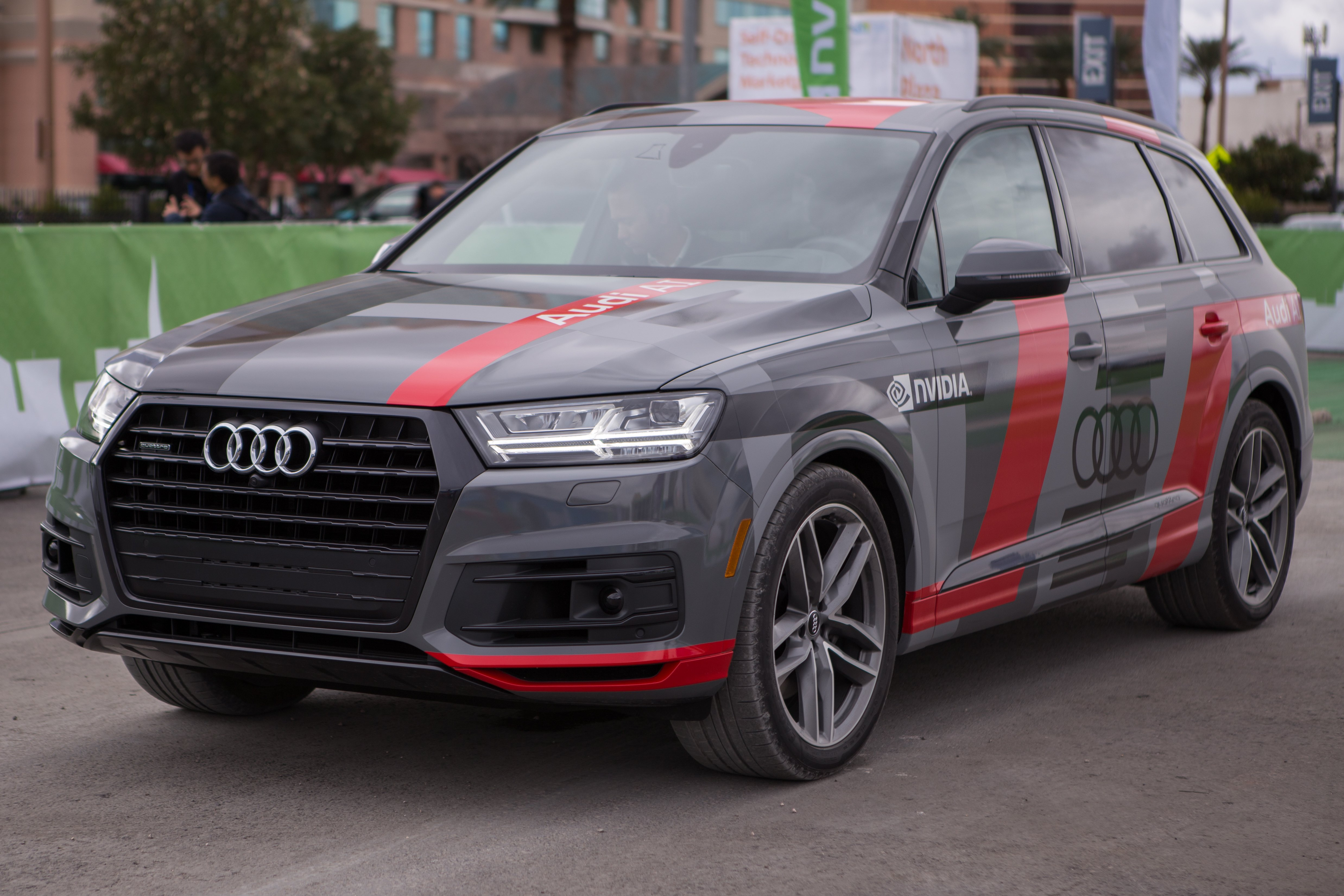 Audi to Introduce Level 3 Autonomous Vehicle This Year