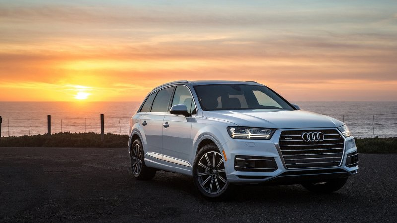 Audi Q7 Recalled for Seats