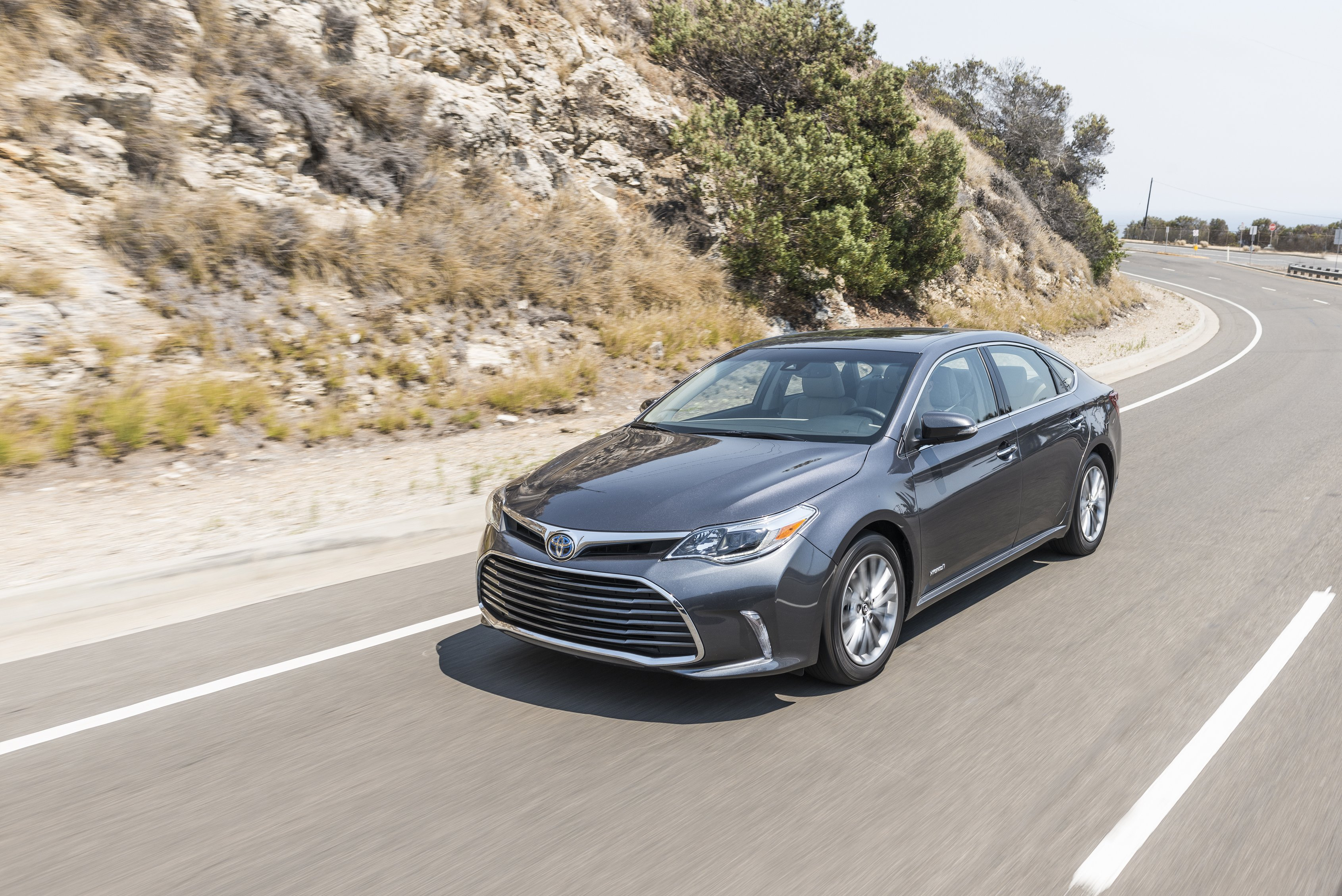 Toyota Recalls Avalon and Camry Hybrid Sedans